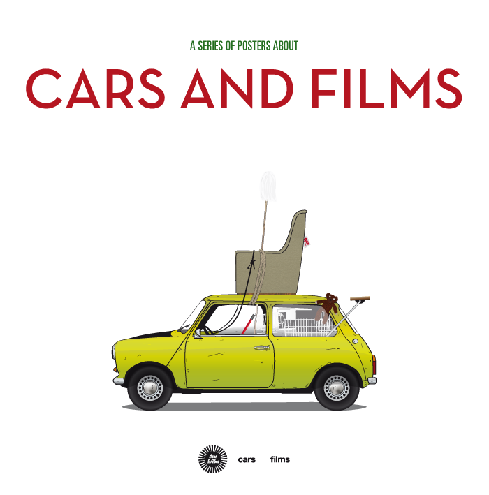 mr bean cars and films